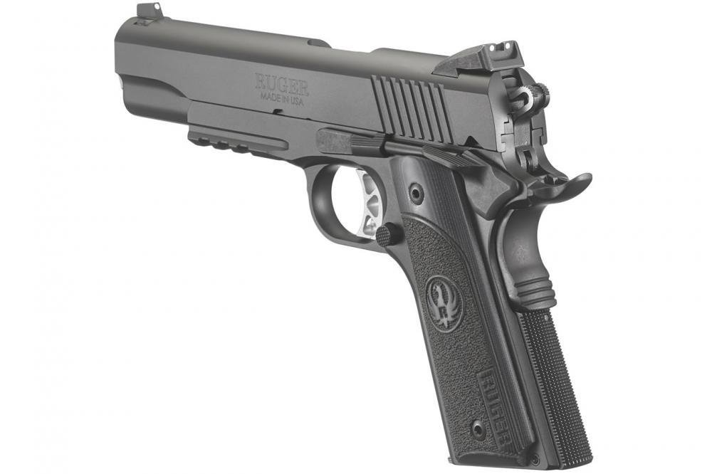 Ruger SR1911  45ACP Talo Exclusive Centerfire Pistol with G10 Grips and  Rail - $679 99 (Free S/H on Firearms)