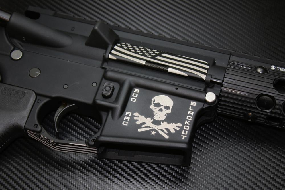 Custom Laser Engraving Ar 15 Lower Receivers Starting At