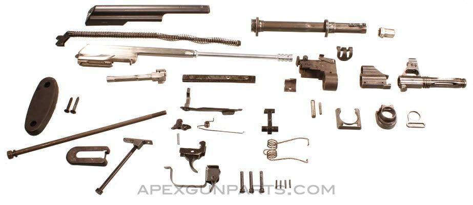 Yugoslavian M76 Parts Set, 8mm, No Furniture *VG*