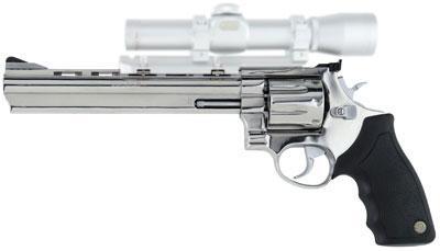 Taurus 608 Large Frame Revolver 357 Mag 8 3/8