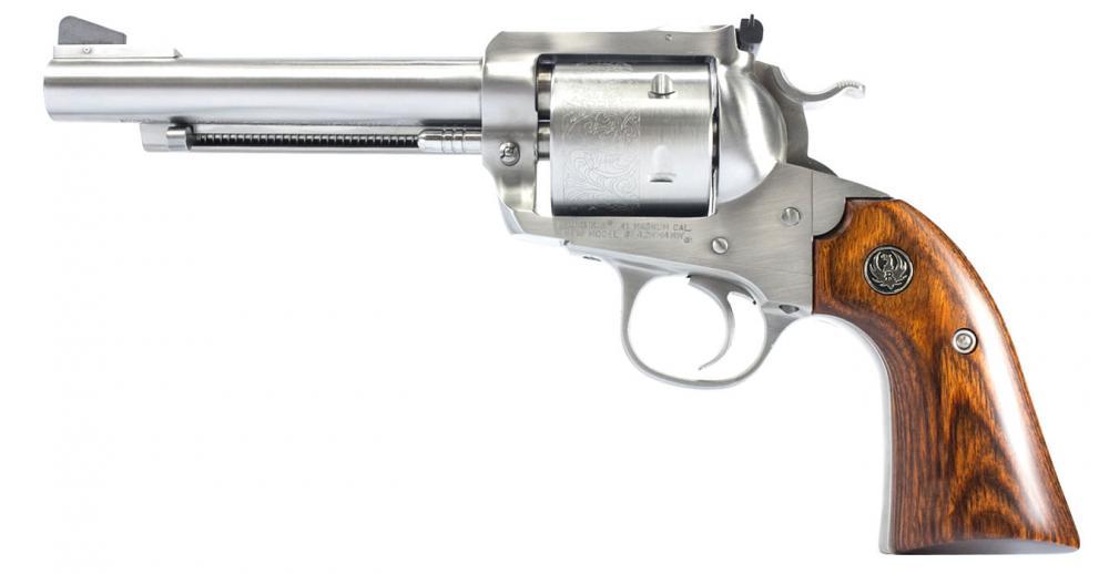 Ruger New Model Blackhawk 41 Rem Mag 5 5