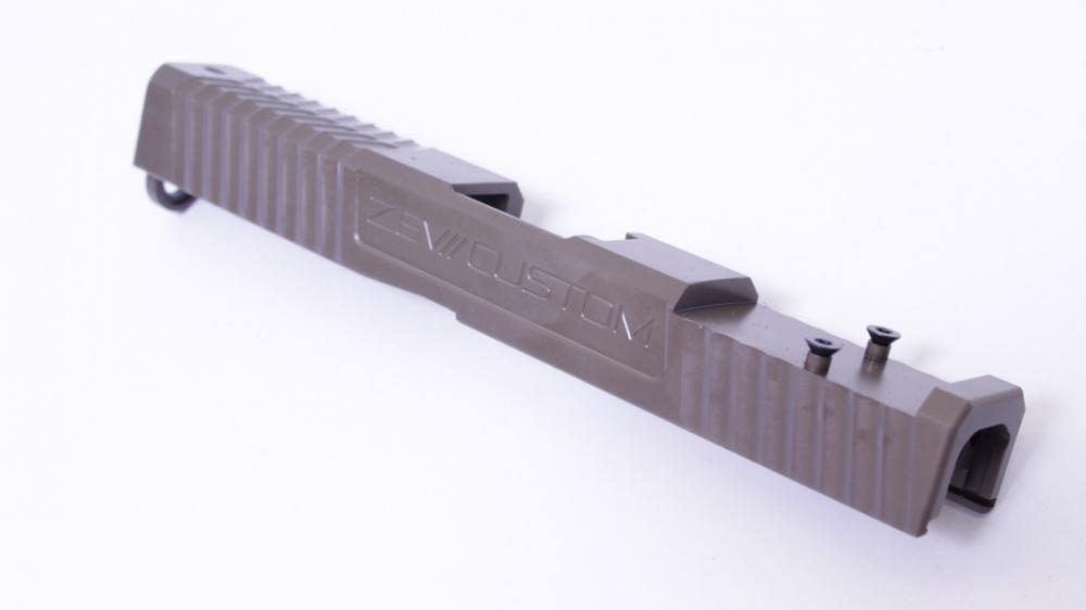 Zev Technologies Trilo Slide Rmr Cut Fde Glock 17 Gen 1 3 425