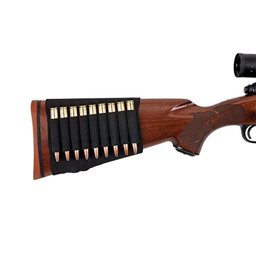 Allen Basic Buttstock Shell Holder for Rifles - $3 59 (Free S/H over $25)