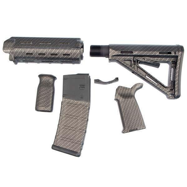 Ar15 Magpul Moe Furniture Kit Carbon Fiber 79 99