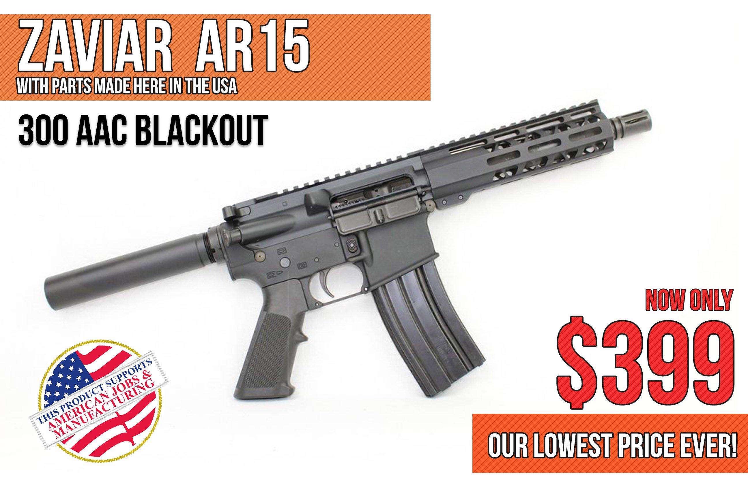 $399 Upgraded AR15! Venom Series 7 5