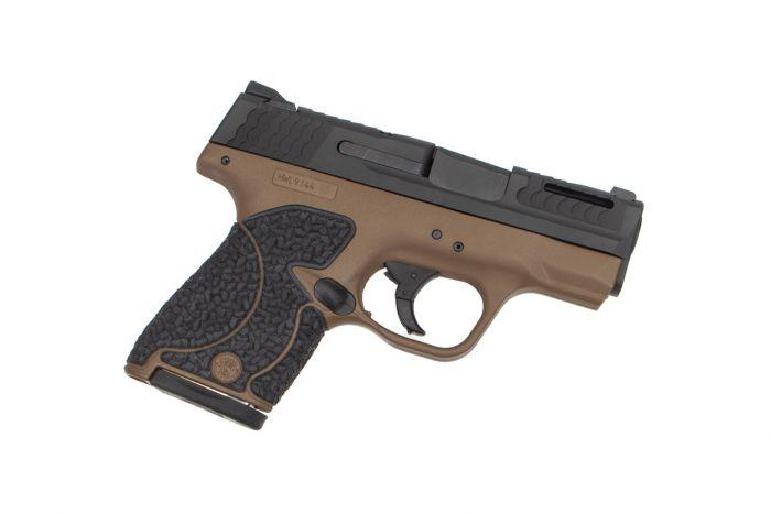 Danger Close Armament S&W M&P Shield 1 0 MS Signature FDE 9 mm - $899 92