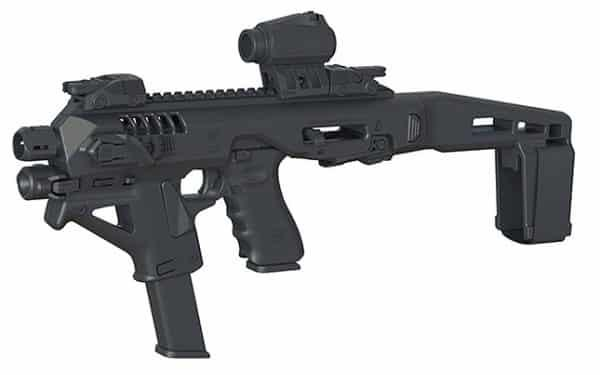 Micro Roni Gen 4 Stab Non Nfa Caa Industries Best Selling Glock Pdw Conversion Kit With 55 Off 175 Gun Deals
