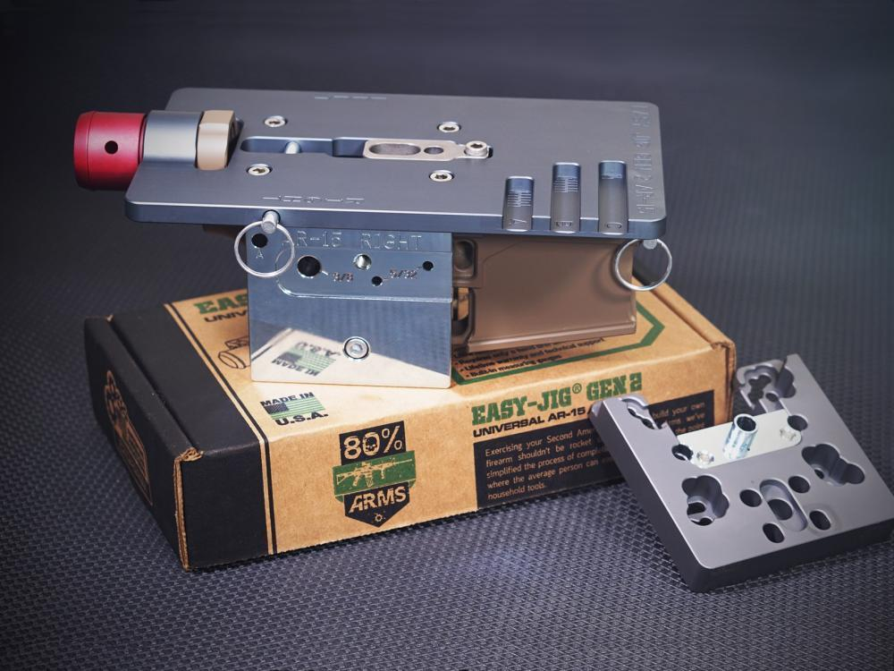 Easy Jig Gen 2 - AR-15 / AR-9 Only Version - $169 99