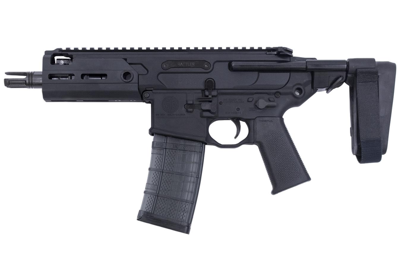 Sig Sauer MCX RATTLER 300 BLK 5 5 BBL PSB AL MLOK - $1899 99 (Free S/H on  Firearms)