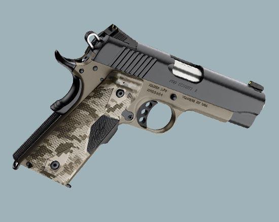 Kimber Pro Covert II  45 ACP 4