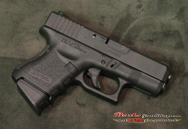 used glock 26 night sights 375