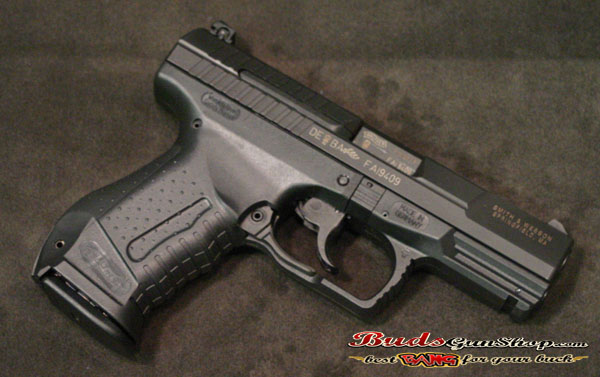 used walther p99 as 9mm 402