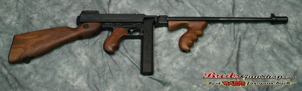 Used Auto Ordnance Thompson 1927a1 Deluxe - $886