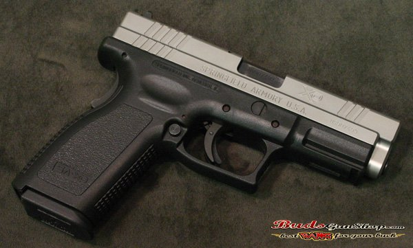 Used Springfield Xd 9mm 2 Tone 10rd - $331 (Free S/H on Firearms ...