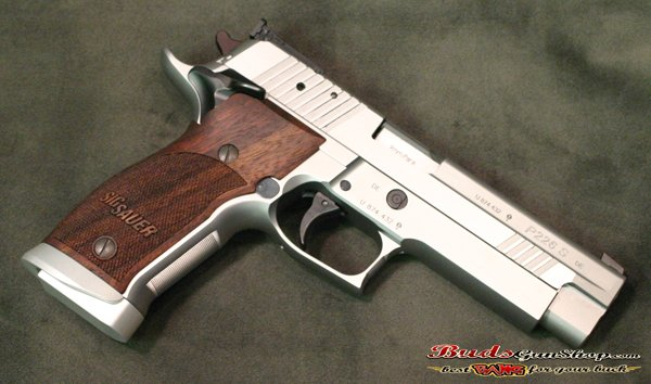 Used Sig Sauer X-five X5 9mm - $2079