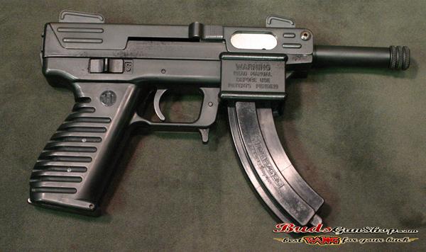 Used Intratec Tec-22 Scorpion  22lr - $289