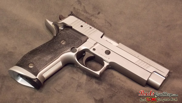 Used Sig Sauer X-five P226 X5 9mm Competition 10rd - $1449