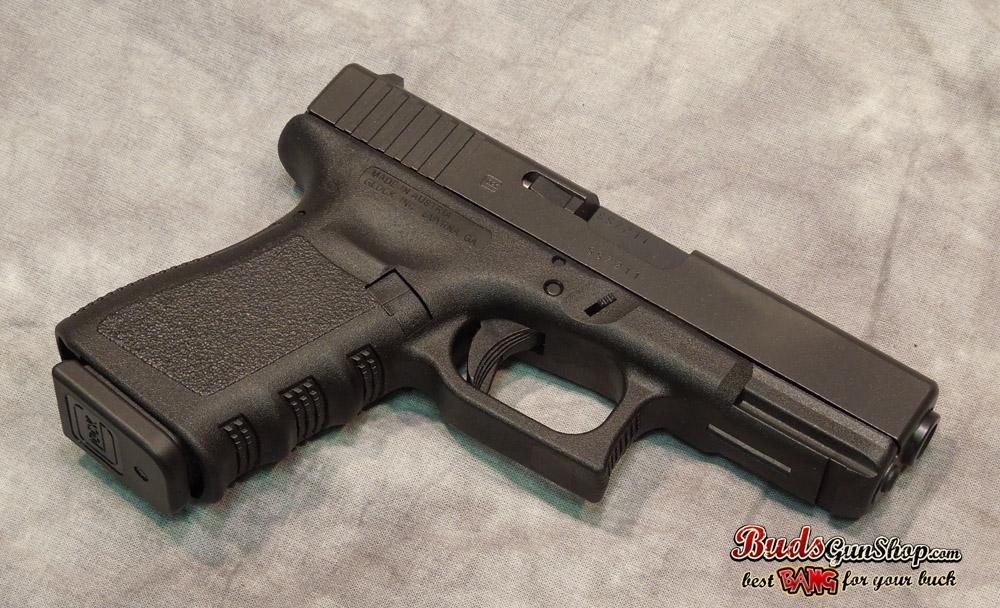 Used Glock 19 3rd Gen 9mm - $439