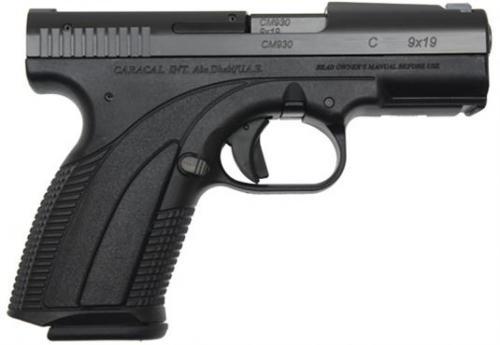 Car C 9mm 3 6 Blk Quick Sight 15rd - $444