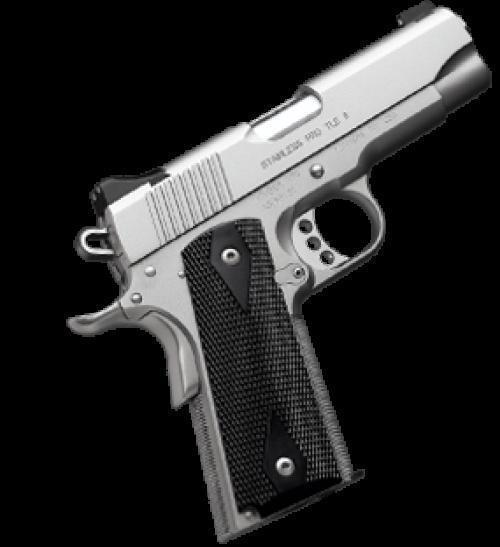 Kimber Stainless PRO TLE II 45 ACP 4