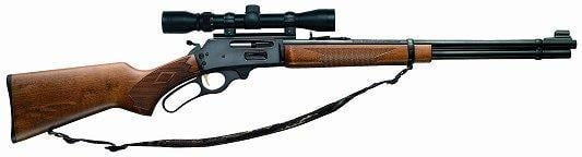 Marlin 336 30-30 Winchester Lever Action Rifle with Scope - $429 99 + Free  Store Pickup