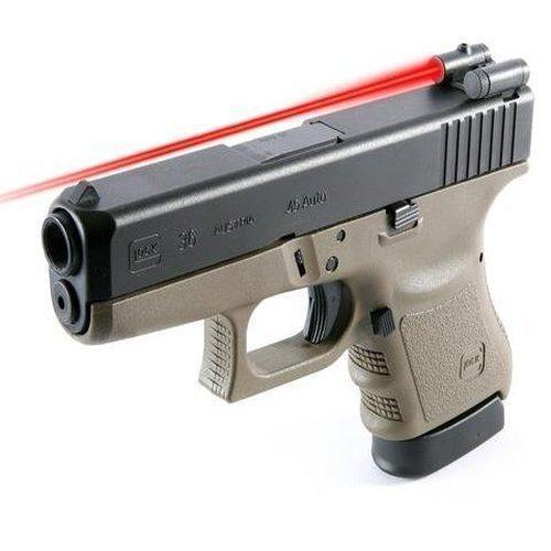 Laserlyte Center Mass Green Laser Sight: Laserlyte Rear Sight Laser For All Glocks