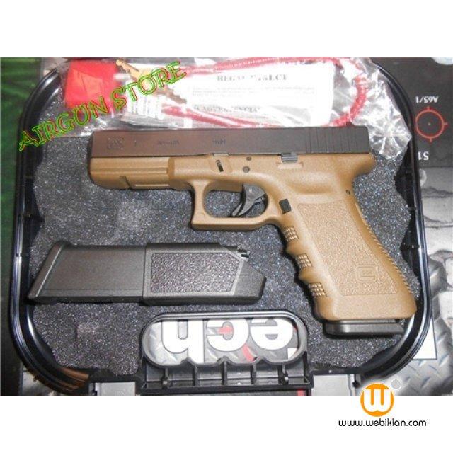 New Glock 17 Gen 3 Flat Dark Earth 9mm 4 49