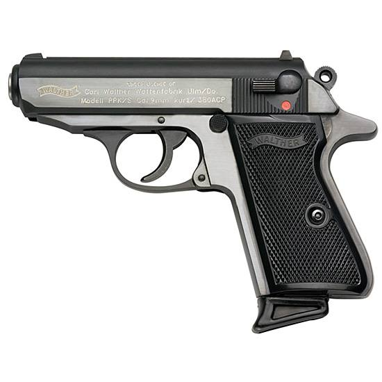 Walther PPK/S  380 ACP 3 35