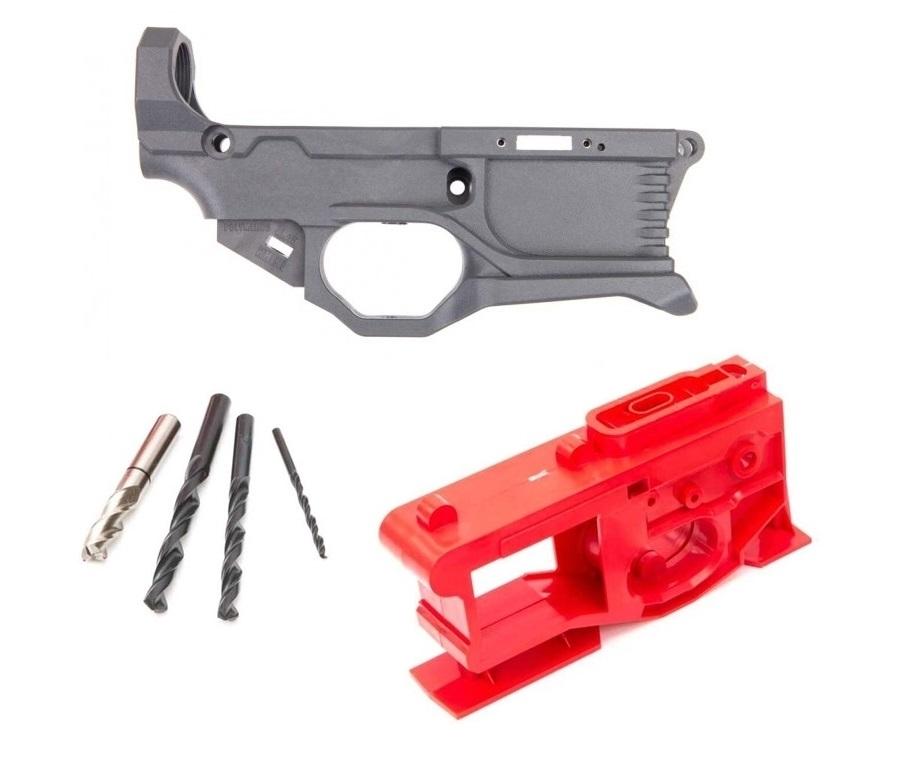 Polymer 80 New AR15 RL556v3 80% Lower - Version 3 GRAY - $59 95 shipped