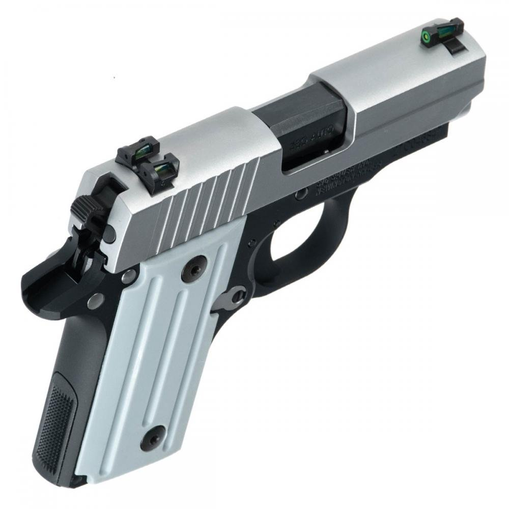 Sig Sauer P238 380 Stainless 2tone X-green Sights - $369 99 ($0 - $3 99 S/H)