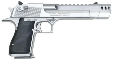MGM Desert Eagle Mark XIX .44 Magnum 6 Inch Barrel Brushed Chrome ...