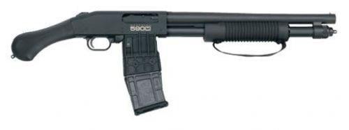 Mossberg 590M Shockwave 12GA Mag Fed 10+1 - $299