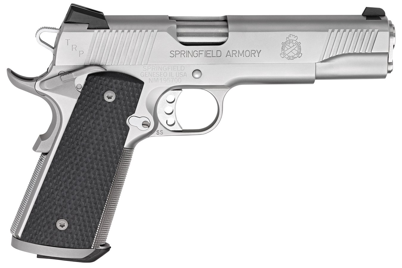 Springfield TRP Stainless  45 ACP 5-inch 7Rds - $1193 99 ($7 99 S/H on  firearms)