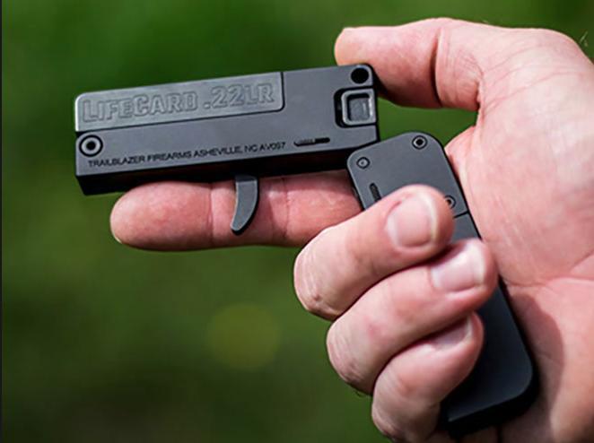 Trailblazer Lifecard 22lr 2 5 Quot 363 Gun Deals