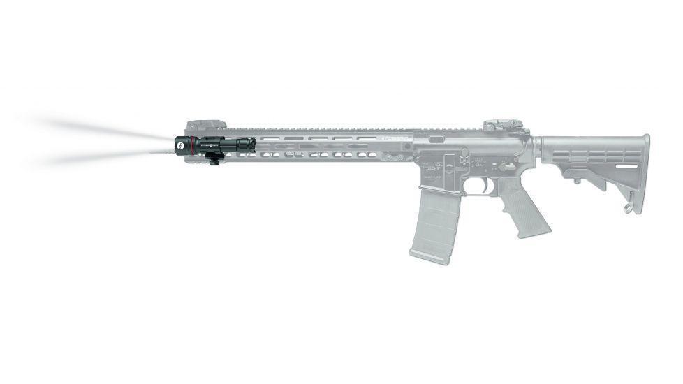 Crimson Trace Tactical Light For Rail Equipped Long Guns 900 Lumens Picatinny KeyMod M LOK