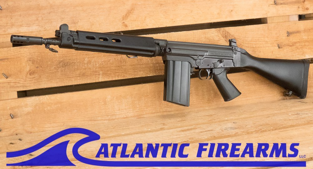 DSA FAL SA58 Rifle VOYAGER SA5816VOY-A 16