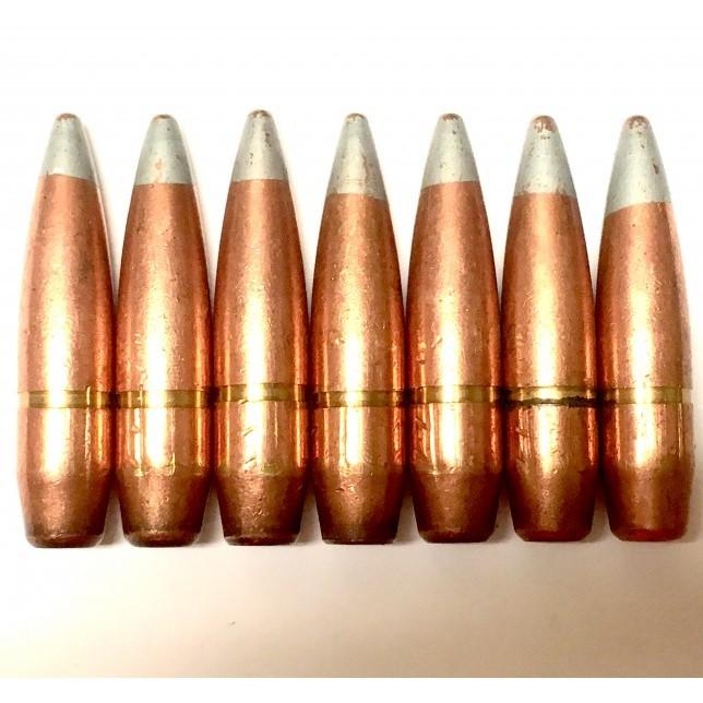 50 Cal 647gr API Silver Tip Projectiles - 50ct FREE SHIPPING - $39 99