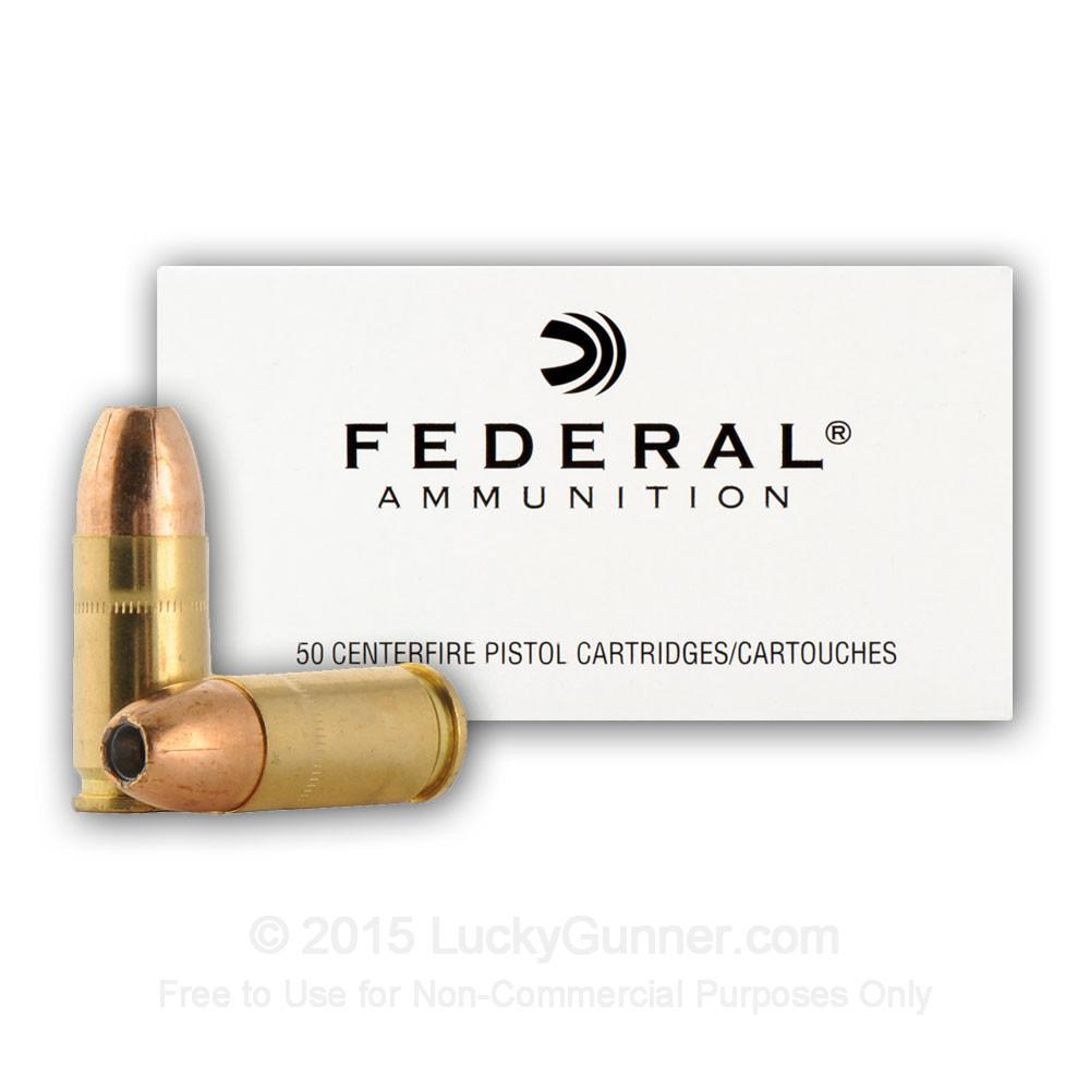 Federal 9mm limited penetration performance of