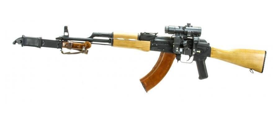 AK47 WASR-10 With Bayonet lug - $579