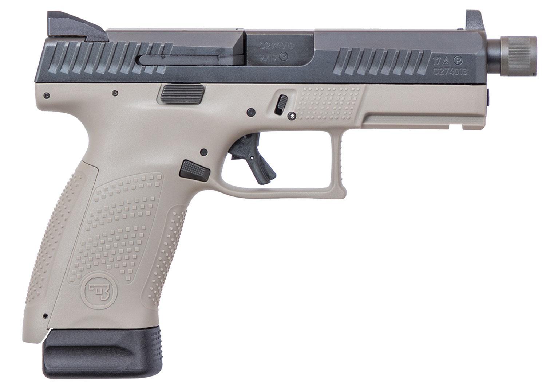 CZ P-10 Compact 9mm 4 61
