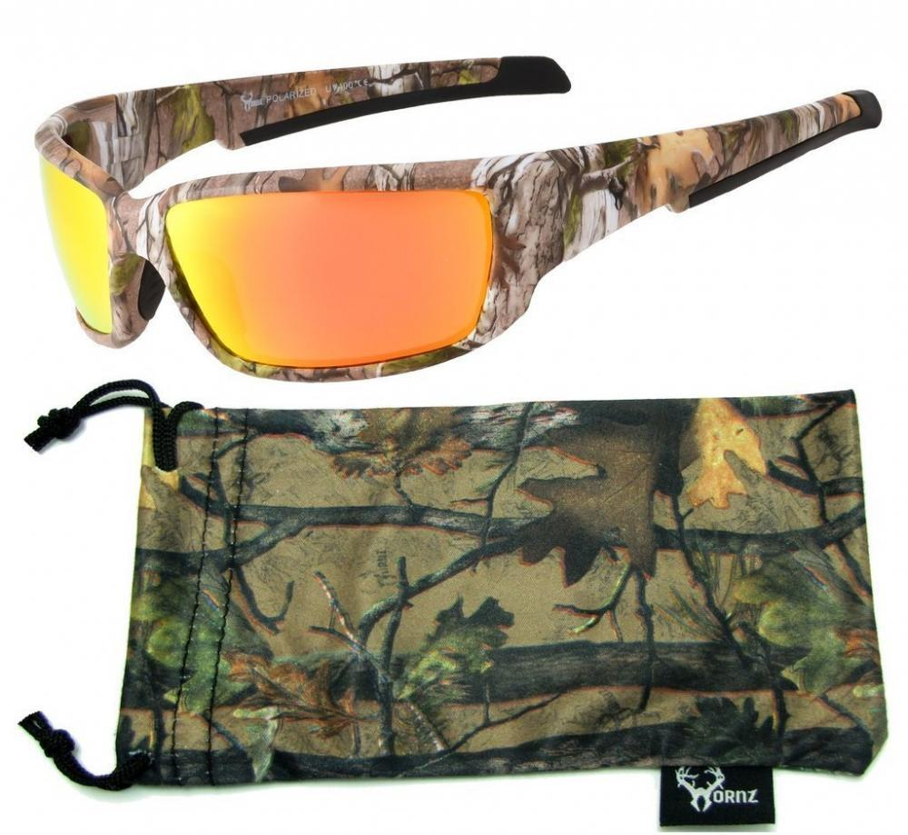 4f8e62c926854 Hornz Brown Forest Camouflage Polarized Sunglasses Full Frame Strong Arms -   16.95 + FS over  25 (Free S H over  25)
