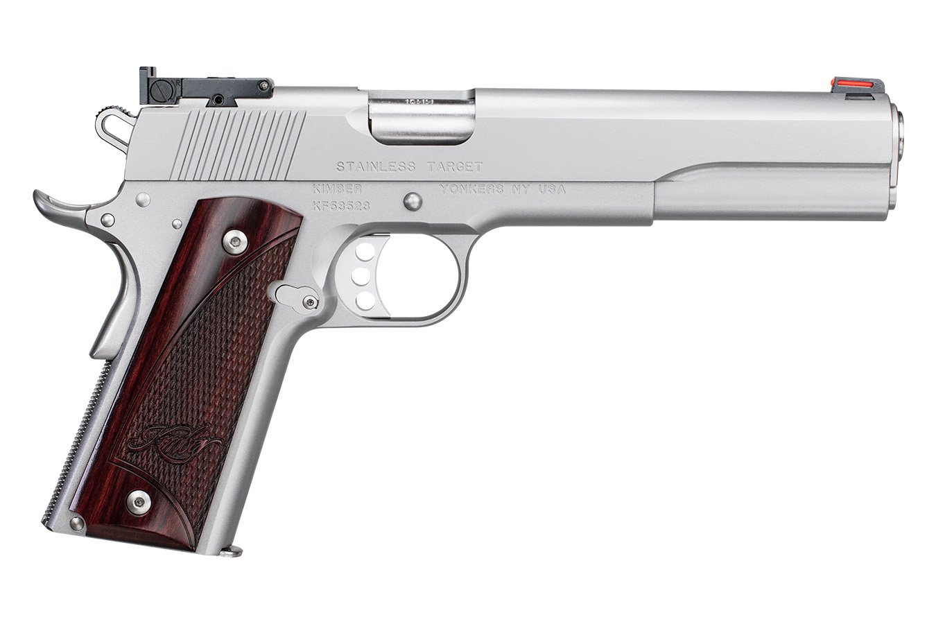 Kimber Stainless Target (LS) 10mm Pistol - $849 97 ($12 99 Flat S/H on  Firearms)