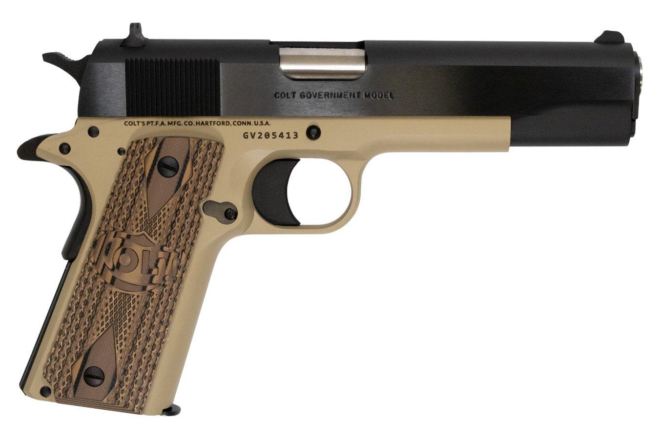 Colt 1991 45 ACP 5