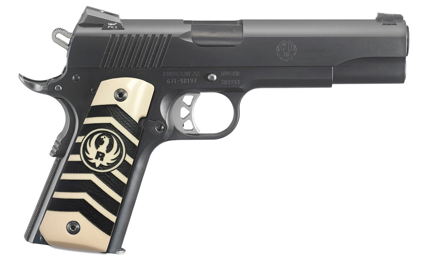 Ruger SR1911 Night Watchman 10mm - $999 99 (Free S/H over $25)