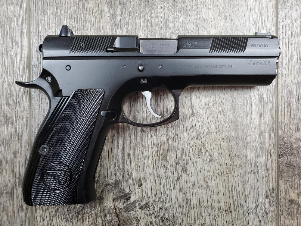 Cz 97 B 45 Acp 4 8 Barrel 10 Rnd Used 500 00 Free S H Over 750 Gun Deals