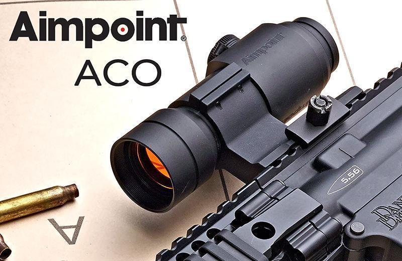 Aimpoint Carbine Optic Aco 30mm Ar15 Mount 2 Moa 399 99 Free 2 Day Shipping Over 50 Gun Deals