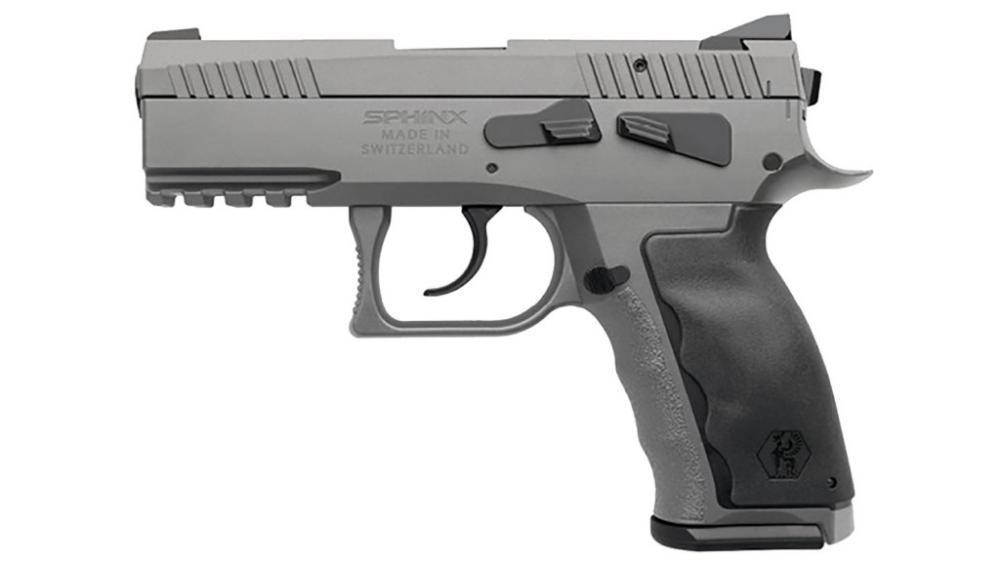 Sphinx SDP Compact Alpha Wolf 9mm 3 75