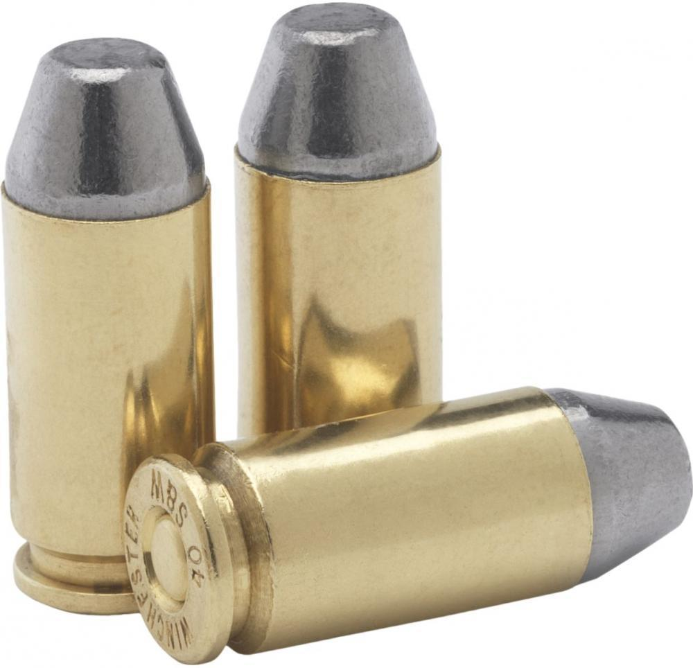 Ultramax Bulk  40 S&W 180-gr  Conical-Nose Lead Ammunition 1200 rounds with  Dry-Storage Box - $329 99 (Free 2-Day Shipping over $50)