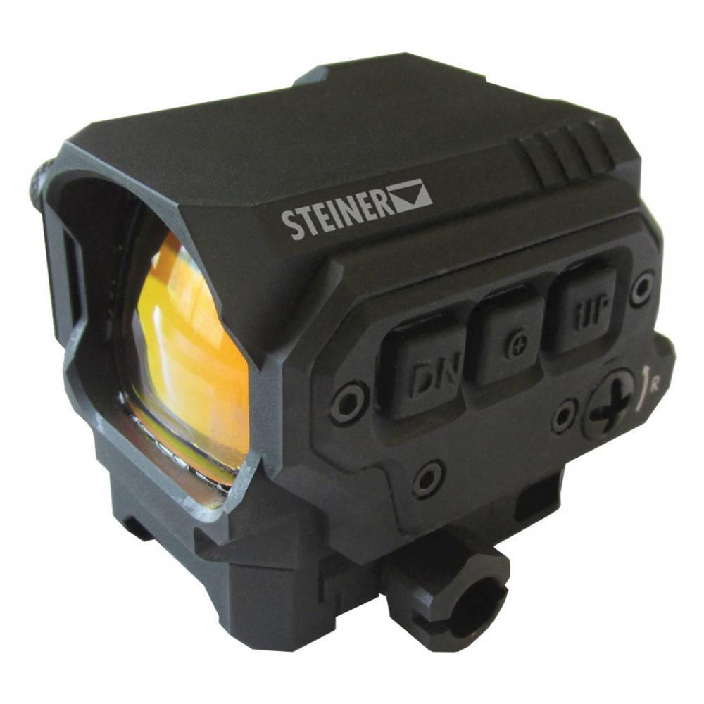 Steiner R1X Reflex Red Dot Sight + Free Grizzly Cup - $474 95 (add to cart)