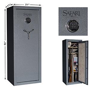 Cannon Safe Safari 5521DLX Executive Safe - $399 99